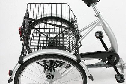 Senioren DREI RAD Tief einsteiger Fahrrad klapp bar Therapie Rad - Vorschau 5