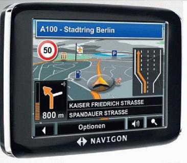Tasche Hard case für Navigations Geräte bis 5Zoll - Vorschau 3