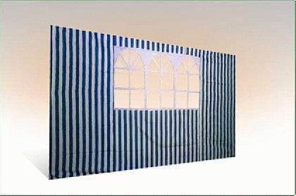 Seitenteil 3m für Klapp Pavillon 3x3m + 3x6m - Vorschau 2