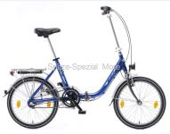 Klapp Rad Falt- Fahrrad mit 3- Gang Schaltung