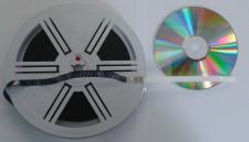 Digitalisierung- Kopieren von Super- 8 auf DVD