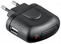 USB Netz teil Stecker, Lade gerät, Reise lade adapter, 230V auf USB 1Ampere