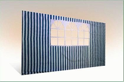 Seitenteil 4m für 3x4m Klapp Pavillon Falt zelt - Vorschau 4