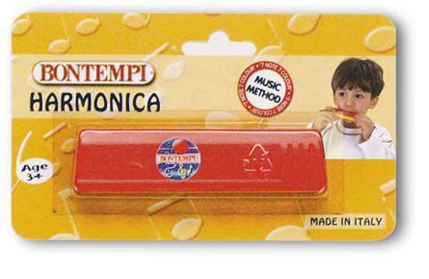 Mundharmonika 12 cm für Kinder von Bontempi