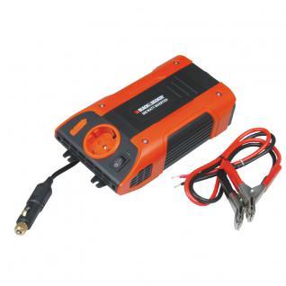 Black & Decker Power Inverter 500Watt