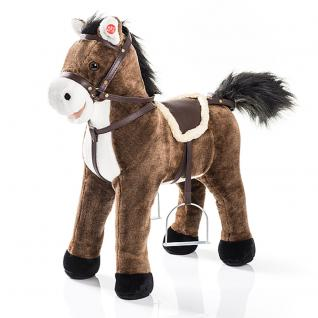 Pony, stehend