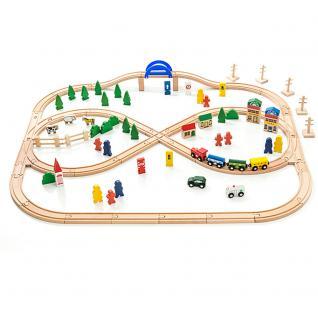 Eisenbahn, 100 teilig