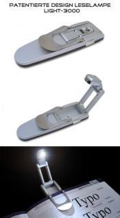 EAXUS Design LED Leselampe