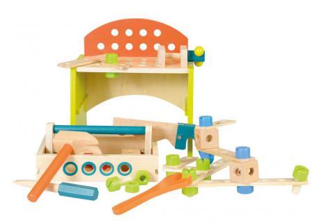 werkbank kinder g nstig sicher kaufen bei yatego. Black Bedroom Furniture Sets. Home Design Ideas