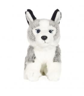 Plüschtier WWF Husky, Grösse 15cm