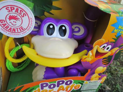 PoPo der Affe - Kinderspiel
