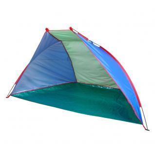 Strandmuschel - Beach blue