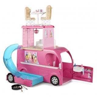 Mattel Barbie Das große Hundeabenteuer Super Ferien Camper