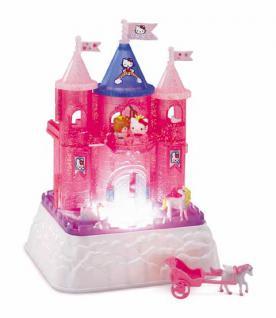 Hello Kitty Kristall-Schloss