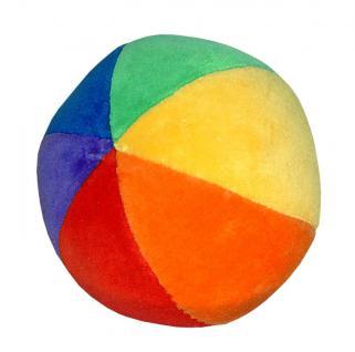 Baby Ball mit Rassel