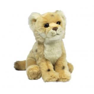 Plüschtier WWF Löwin, sitzend, 23cm