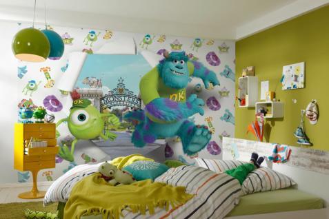 Fototapete Monsters University Wallbreaker