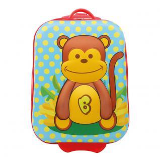Bouncie Trolley Monkey mit blinkenden Rädern