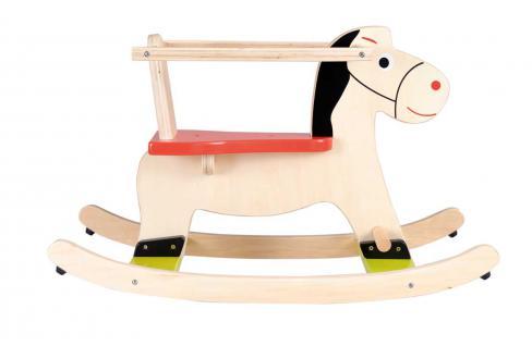 schaukelpferd holz g nstig online kaufen bei yatego. Black Bedroom Furniture Sets. Home Design Ideas
