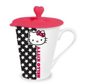 Hello Kitty Tasse mit Iso-Deckel
