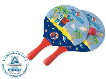 Beachball-Set, Käptn Blaubär
