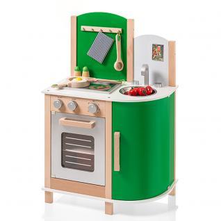 Spielküche, Buchenholz