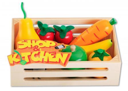 Fruchtkorb für die Kinderküche