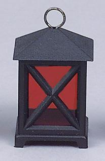 Laterne aus Kunststoff, 40 mm