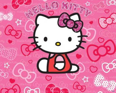 Walltastic Fototapete Hello Kitty