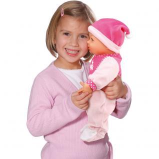 Funktionspuppe First Kisses Baby, Größe 42 cm