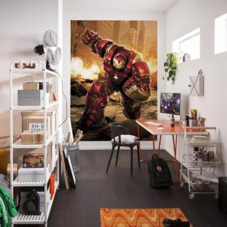 Fototapete Avengers Hulkbuster