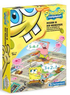 Spongebob, Schwammkopf - Mission in der Meerestiefe