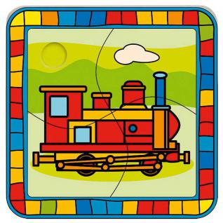 Puzzle, 4 tlg.