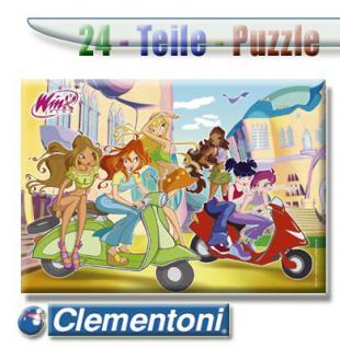 Winx Puzzle 24 Teile