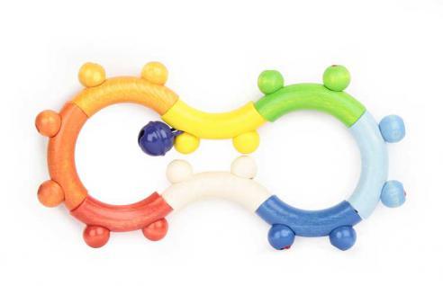Babyspielzeug Rassel