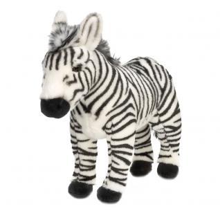 Plüschtier WWF Zebra, 30cm