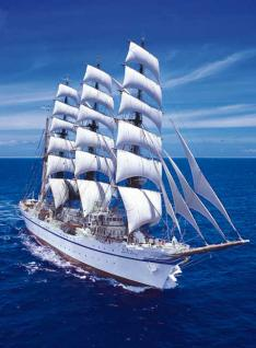 Puzzle Sailing Ship, 1000 Teile aus der High Quality Collection