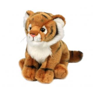 Plüschtier WWF Tigerbaby, 19cm