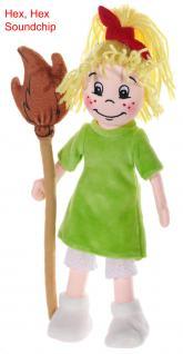 Bibi Blocksberg Puppe, mit Sound