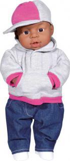 Bayer Puppe Brooky, Grösse 40 cm