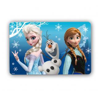 Frozen Platzdeckchen, 3D, 1 Stück, sortierte Ware