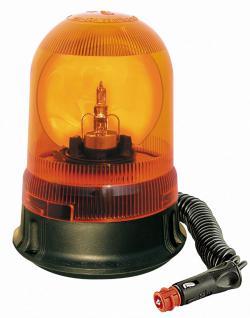 Rundum-Blinkleuchte, orange, 24 V