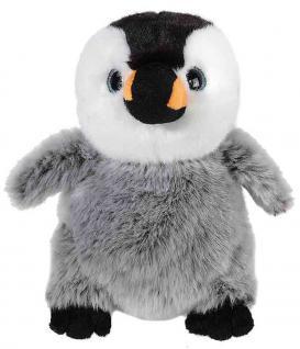 MI CLASSICO Pinguin mit Glitzeraugen, Grösse 21 cm