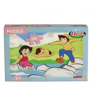 Heidi Puzzle, 50 Teile