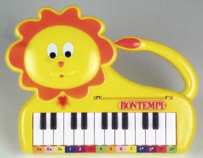 Melody Piano Löwe für Kinder von Bontempi