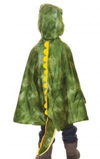 T Rex Hooded Cape - Kindercape Dinosaurier