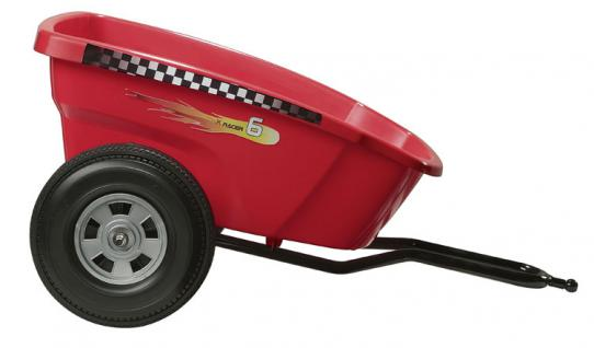 Go-Kart Trailer von Ferbedo, rot