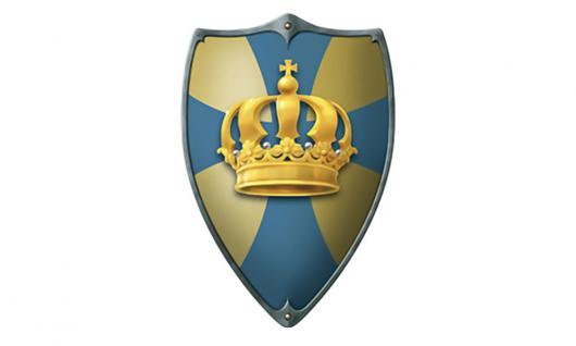 Ritterschild Krone