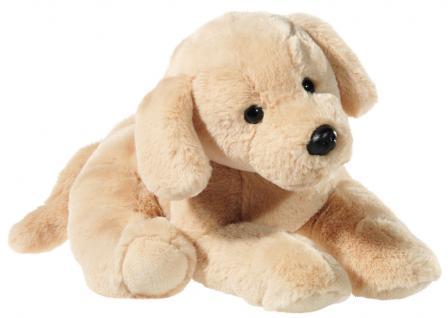 Plüschtier Hund Golden Retriever, Grösse 38 cm