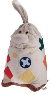 Beutolomäus - 36 cm Plüschfigur mit Geheimfach